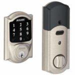 Door Lock Silver